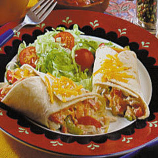 Turkey Burritos