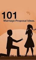 Screenshot of 101 Marriage Proposals LITE