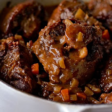 Rioja-braised Oxtail