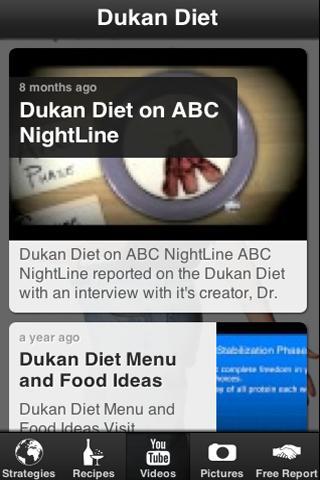 【免費健康App】Dukan Diet-APP點子