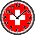 Switzerland Clock icon