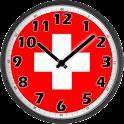 Switzerland Clock icon