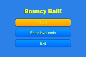 Screenshot of Bouncy Ball!