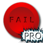 FAIL Button ★ PRO Widget icon