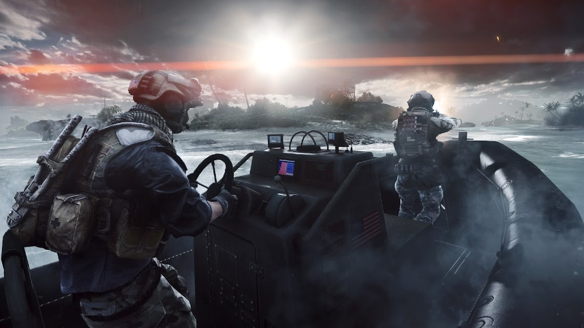 Battlefield 4 requires an install of 14.4 GB on the Xbox 360 for best performance