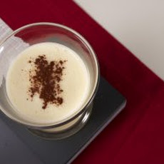 Traditional Eggnog Recipe