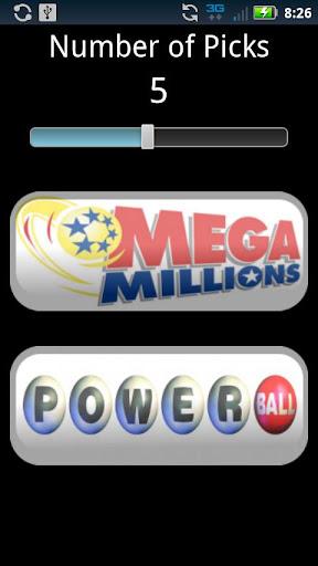 WIN MEGA MILLIONS POWERBALL