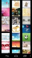 Screenshot of Cute Wallpapers