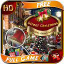 Hidden Object Street Christmas