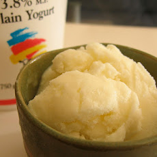 Tom's Vanilla Frozen Yogurt