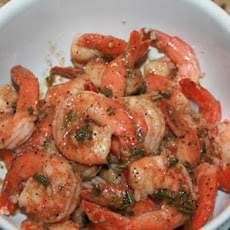 Easy Cajun Shrimp