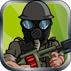 Zombie Trenches Best War Game icon