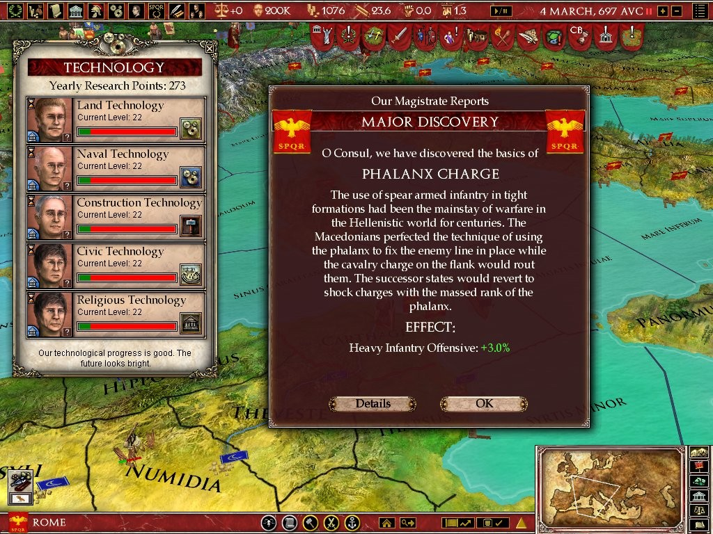 Europa Universalis: Rome