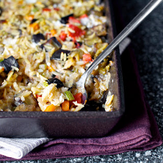 Orzo Pasta Eggplant Recipes