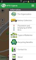 Screenshot of Recycling Cy