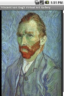 Vincent van Gogh Virtual Art - screenshot