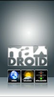 Screenshot of MAXDroid