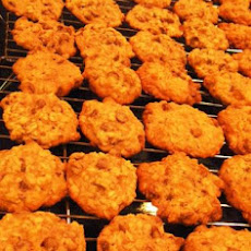 No Fuss Chocolate Oatmeal Cookies