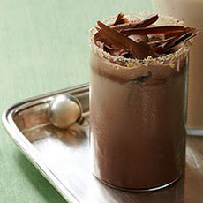 Chocolate-Hazelnut Eggnog