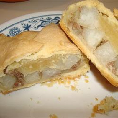 Cornish Pastie II