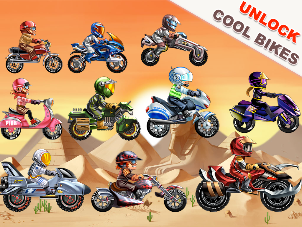 Mad Moto Racing: Stunt Bike android spiele download