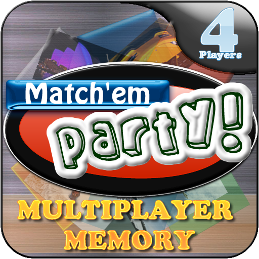 Match'em Party LOGO-APP點子