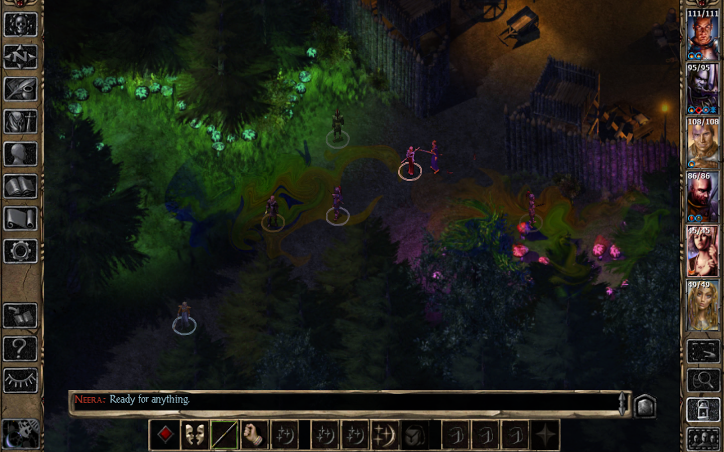 Baldur's Gate II Screenshot 9
