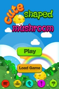 Cute Mushroom Shaped - screenshot