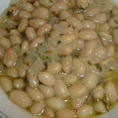 Savory and Spicy Northern Beans (Quick and Easy!)