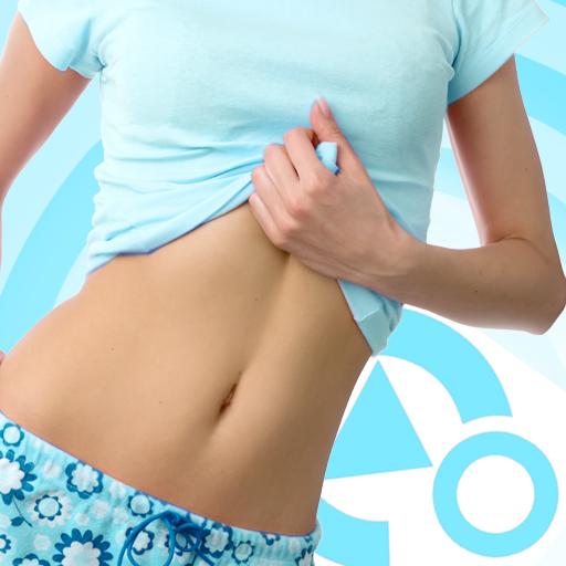 健康の平らな胃 LOGO-記事Game