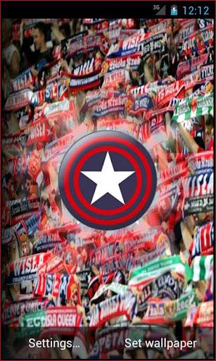 White Star Live Wallpaper