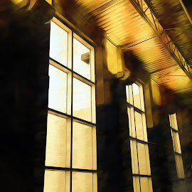 Window Treatment by Allen Crenshaw - Buildings & Architecture Other Interior ( windows, architecture, photography )
