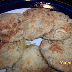 Really Easy and Good Fried Green Tomatoes