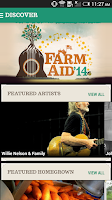 Screenshot of Farm Aid