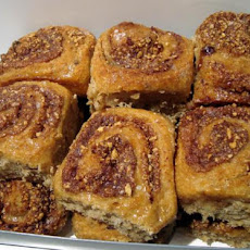 Healthy Whole Wheat Cinnamon Buns - Abm Dough