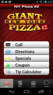 Giant New York Pizza #2 - screenshot