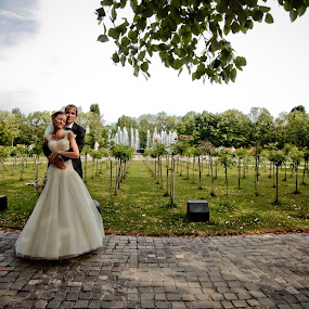 Photography. Love. by Rosu Alexandru - Wedding Bride & Groom