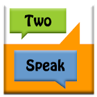 TwoSpeak icon