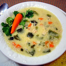 Chicken Poblano Chowder