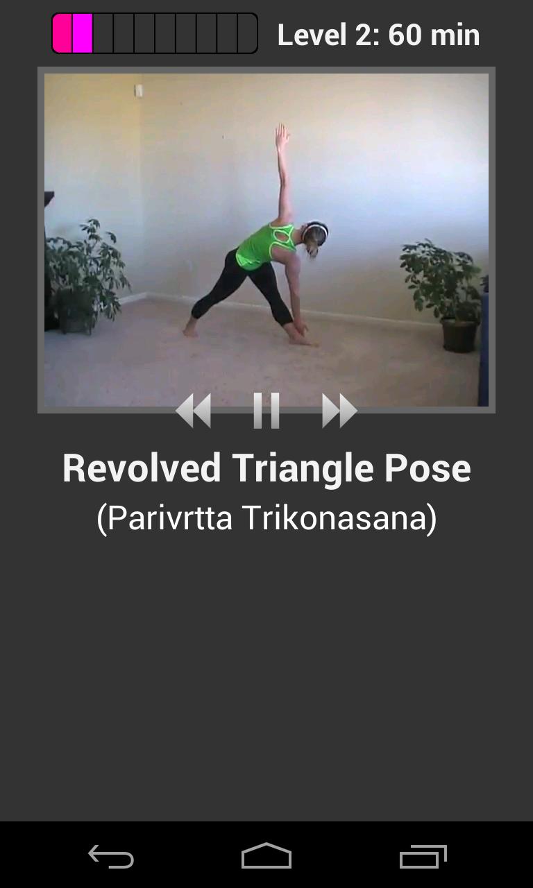 Simply Yoga Screenshot 1