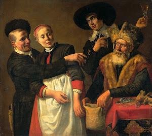 RIJKS: Nicolaes Moeyaert: painting 1640