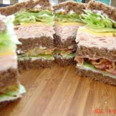 Redneck Club Sandwich