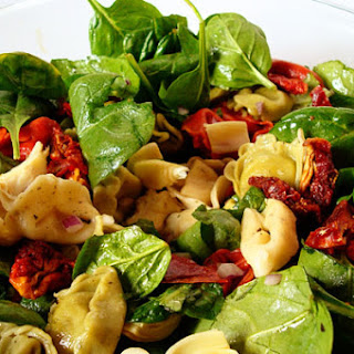 Cheese Tortellini Salad Balsamic Vinegar Recipes