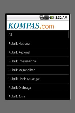 Kompas.com unofficial