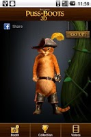 Screenshot of Pose with Puss in Boots
