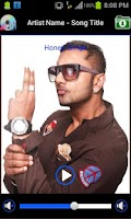 Screenshot of Honey Singh Hit Mp3 And Videos