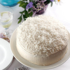 Gluten-Free Coconut Layer Cake
