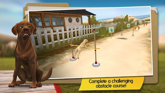 Game DogHotel Lite: My Dog Boarding APK for Windows Phone