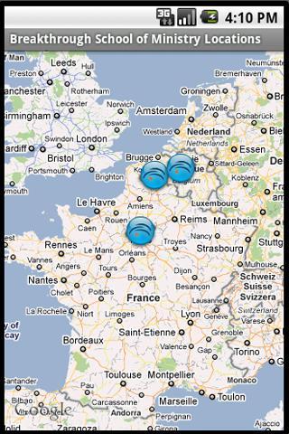 【免費社交App】BSM Locations-APP點子