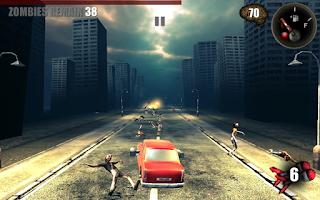 Screenshot of Trabi vs Zombies: Apocalypse